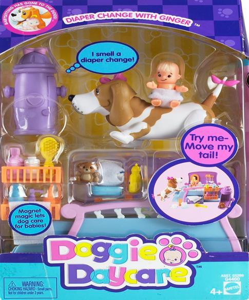 daycare. Doggie Day Care Diaper Change